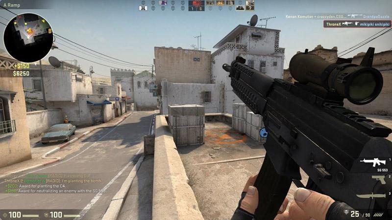 Curso de Counter Strike