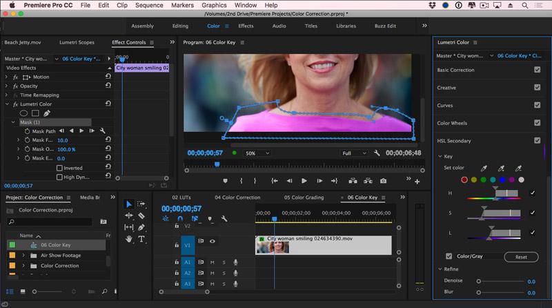 Curso online de Adobe Premiere