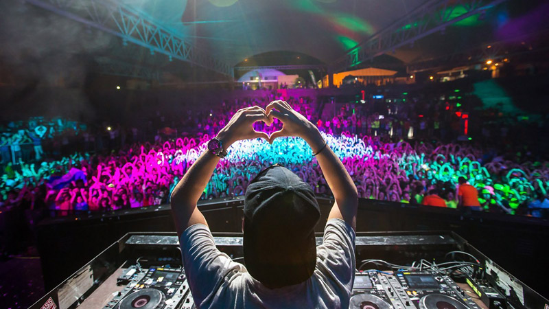 Curso online de DJ