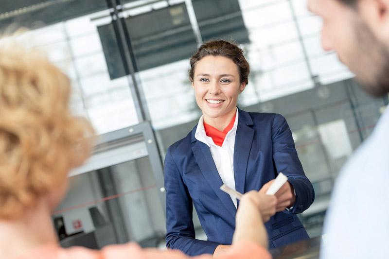 Curso online de agente de aeroporto