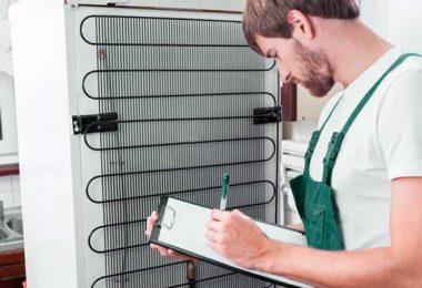 Curso online de conserto de geladeira