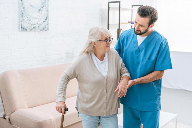 Curso online de cuidador de idosos