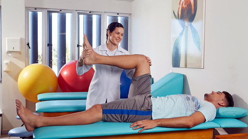 Curso online de Fisioterapia