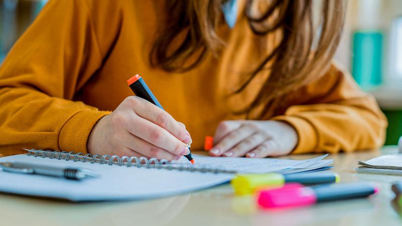 Curso online de gramática