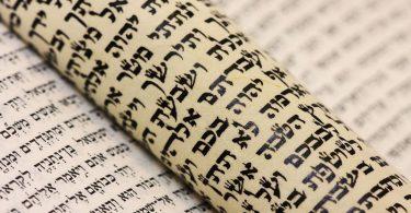 Curso online de hebraico