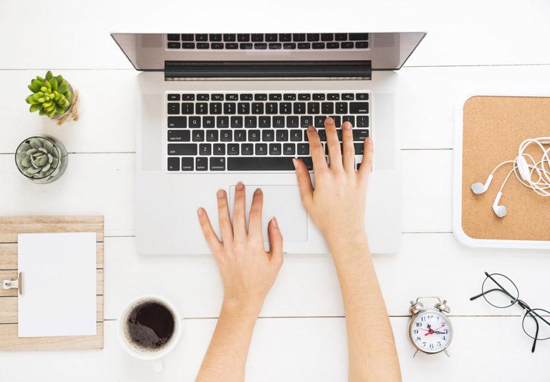 Curso online de organização