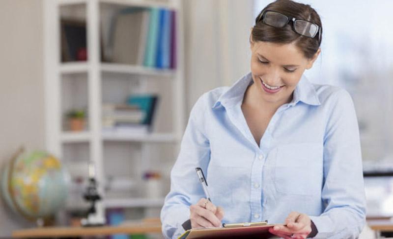 Curso online de secretaria escolar
