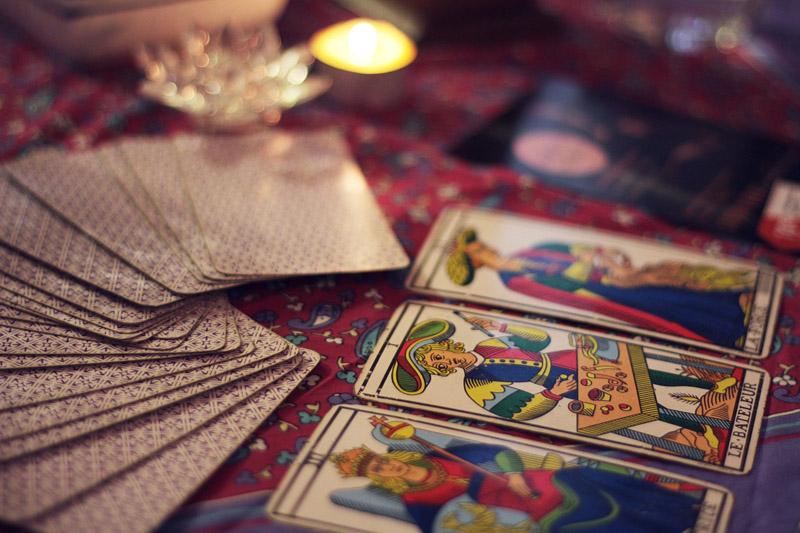 Curso online de Tarot