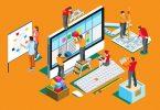 Curso online de web design