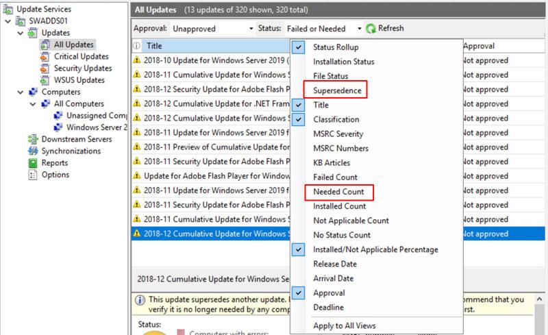 Curso online de WSUS (Windows Server Update Services)