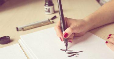 Curso online de Lettering